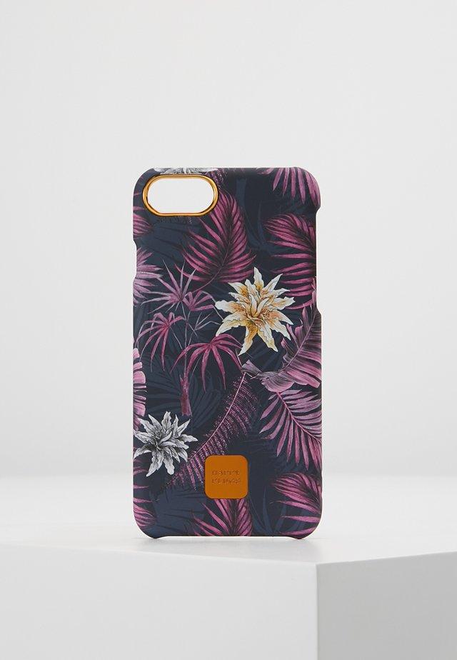 IPHONE 7/8 SLIM CASE - Mobilväska - hawaiian nights