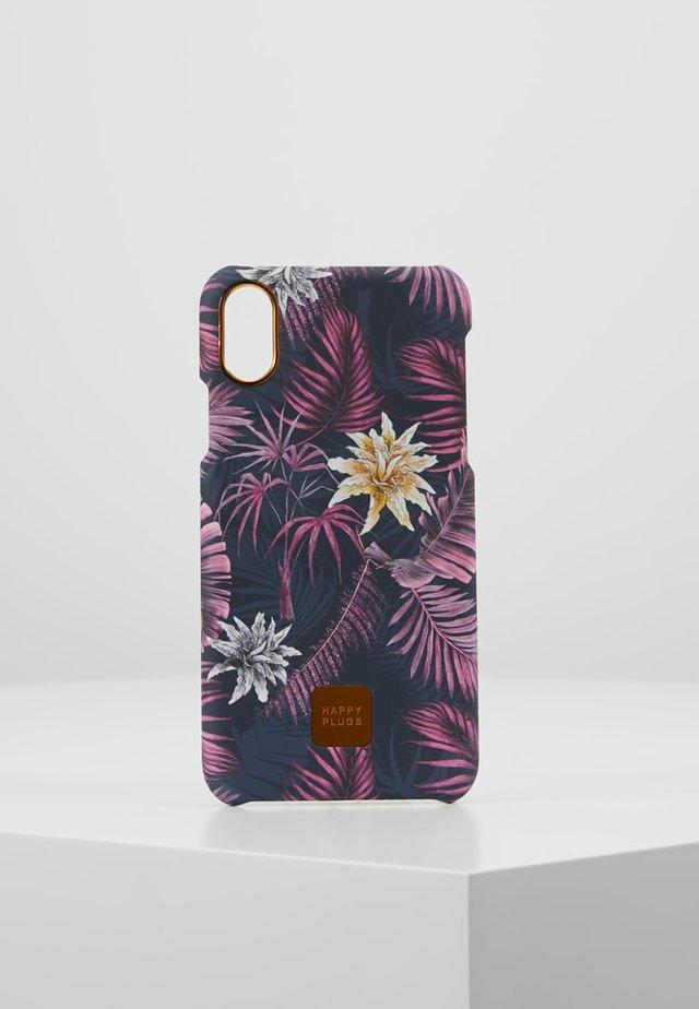 IPHONE X SLIM CASE - Phone case - hawaiian nights