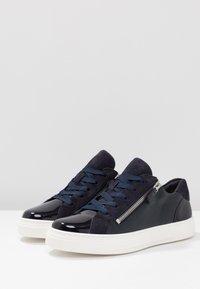 HASSIA - WIDE FIT BILBAO - Sneaker low - ocean - 4