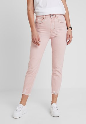 IBIZA - Slim fit jeans - light pink