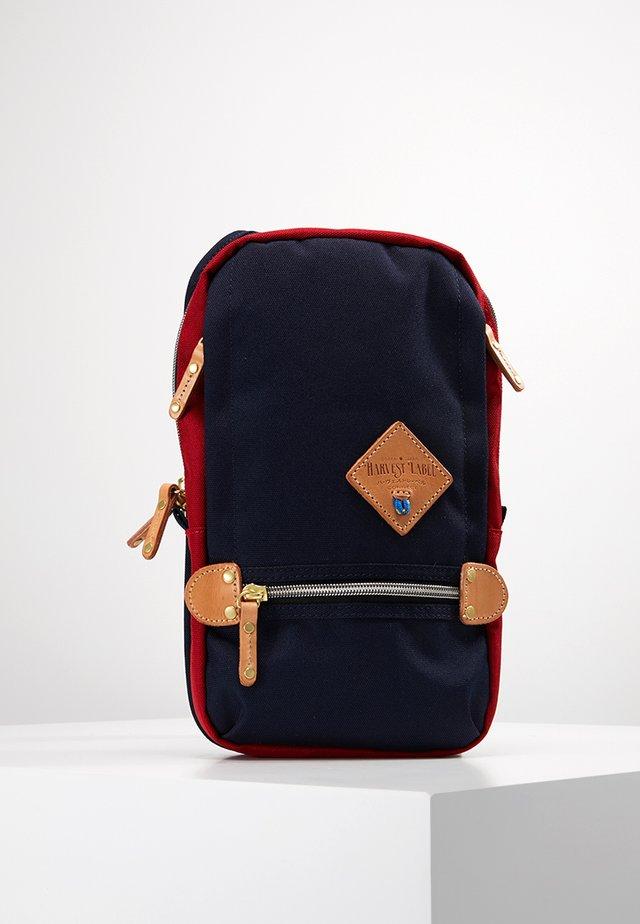 MINI MULTI - Across body bag - navy