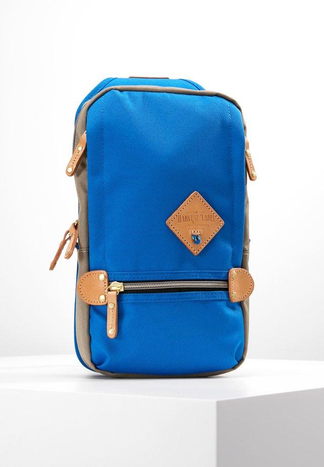 MINI MULTI - Across body bag - blue