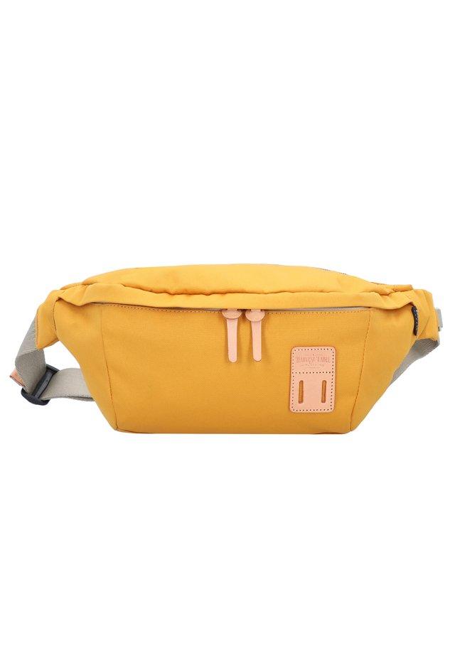 TOKACHI  34 CM - Bum bag - mustard