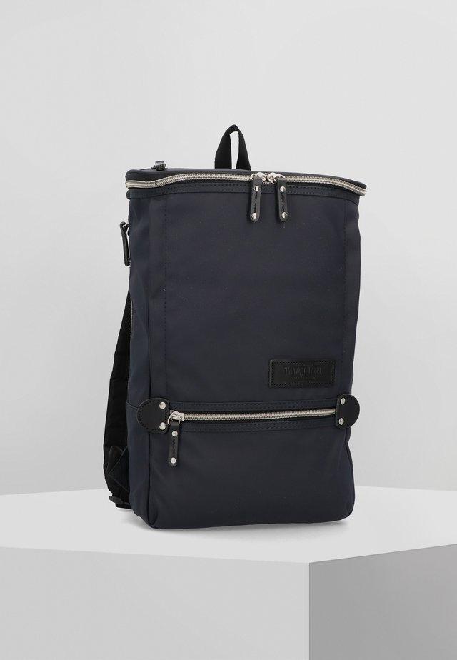 KURO 39 CM LAPTOPFACH - Backpack - navy