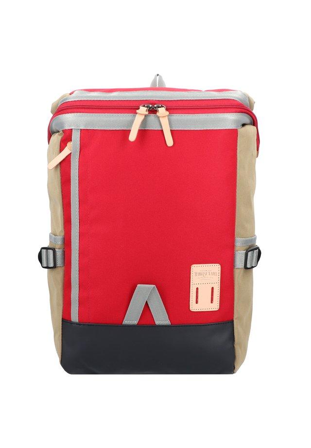 KUZUMI 43 CM LAPTOPFACH - Backpack - red