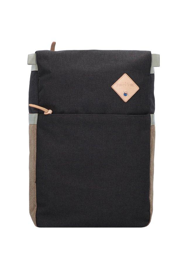 IWAKI 41 CM LAPTOPFACH - Backpack - brown