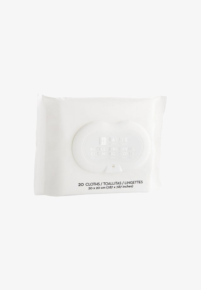 MICELLAR PURIFYING CLEANSING CLOTHS 20 SHEETS - Cleanser - neutral