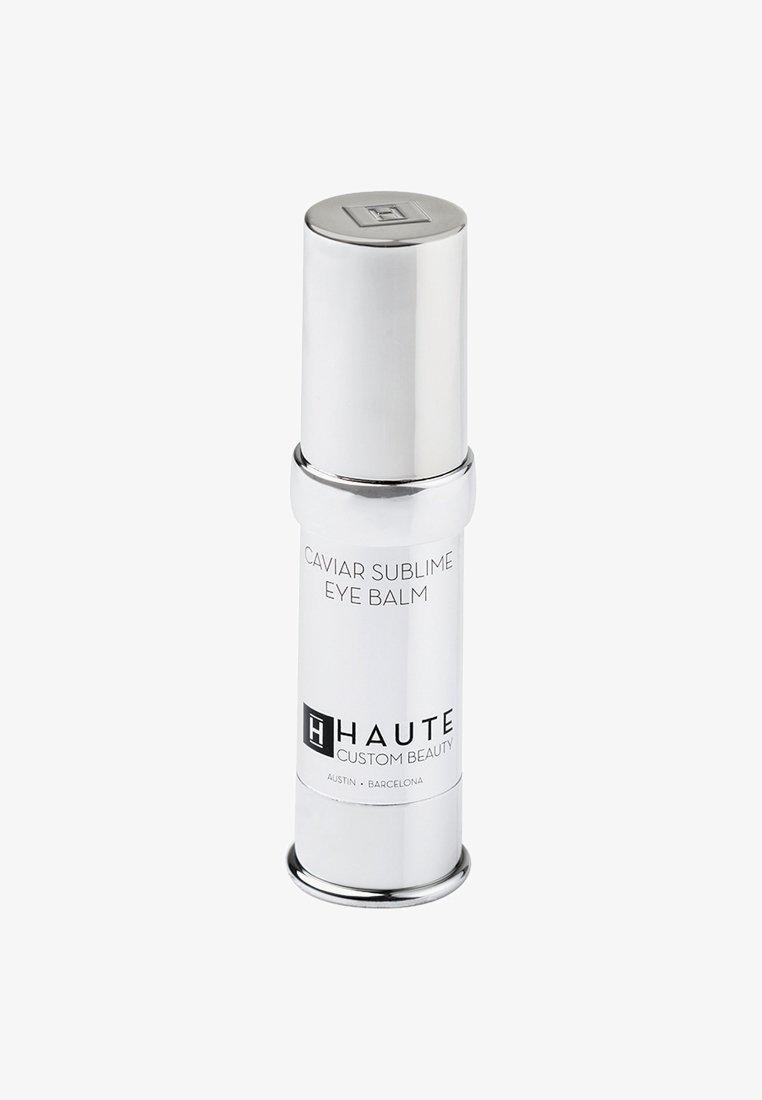 Haute Custom Beauty - CAVIAR SUBLIME EYE BALM 15ML - Oogverzorging - neutral