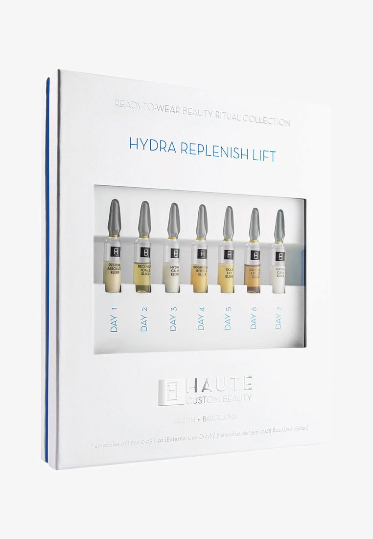 Haute Custom Beauty - HYDRA REPLENISH LIFT - SEVEN DAY TREATMENT - Skincare set - neutral