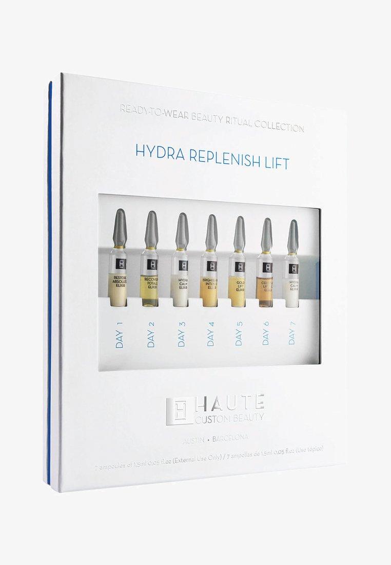 Haute Custom Beauty - HYDRA REPLENISH LIFT - SEVEN DAY TREATMENT - Huidverzorgingsset - neutral