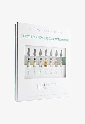 SOOTHING RESCUE EXTRAORDINAIRE - SEVEN DAY TREATMENT - Huidverzorgingsset - neutral