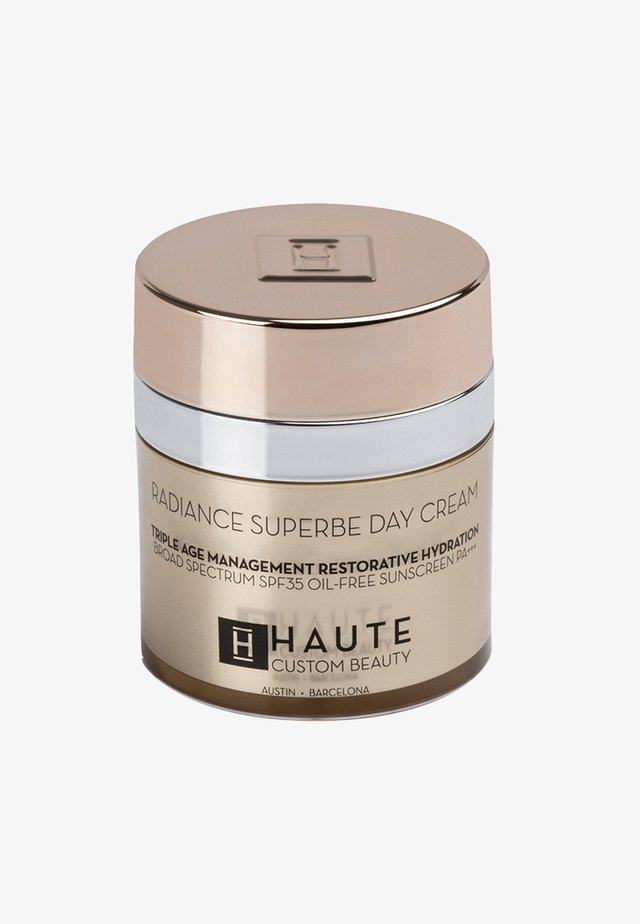 RADIANCE SUPERBE SUPREME DAY CREAM 50ML - Tinted moisturiser - neutral caramel