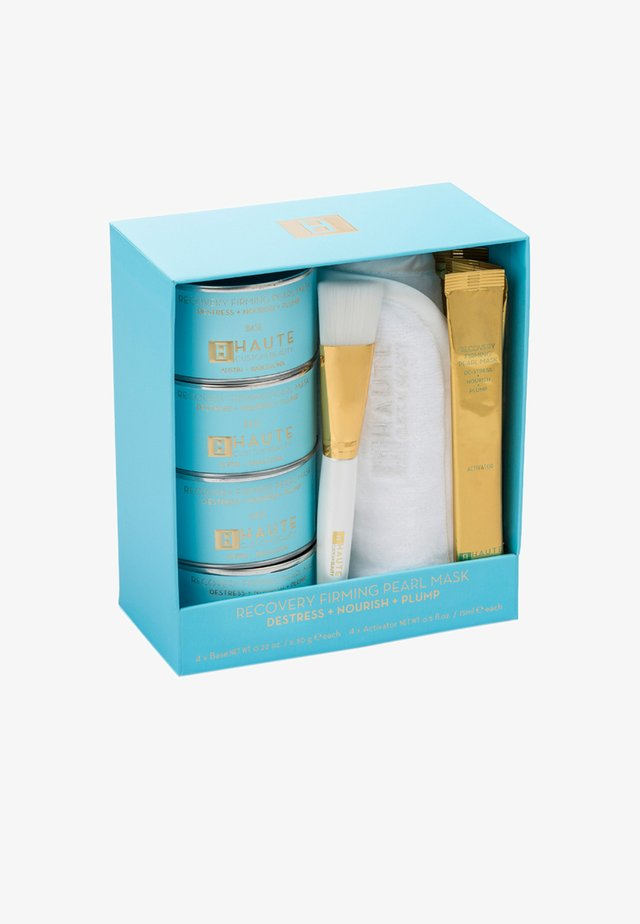 RECOVERY FIRMING PEARL MASK SET - Skincare set - neutral
