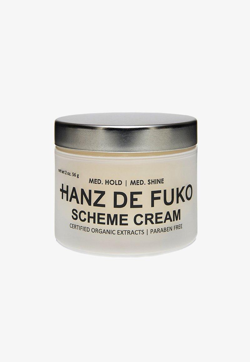 Hanz De Fuko - SCHEME CREAM 56G - Styling - -