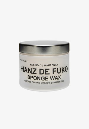 SPONGE WAX 56G - Stylingproduct - -