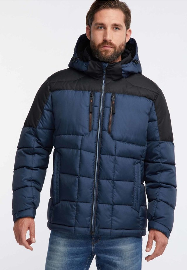 Vinterjacka - dark blue
