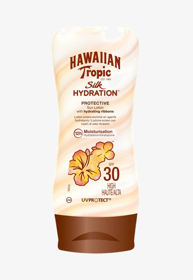 HAWAIIAN TROPIC SILK HYDRATION LOTION SPF30 TOTTLE - Sun protection - white