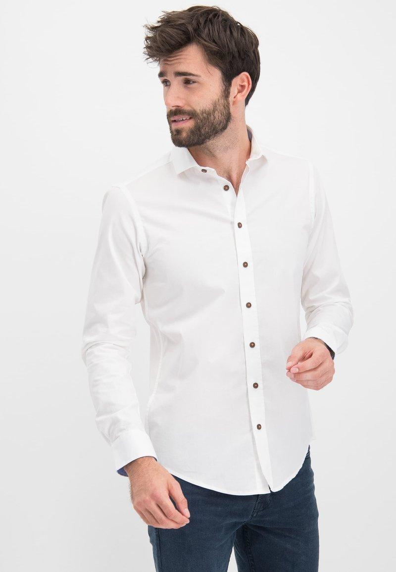 Haze&Finn - Overhemd - white