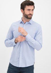 Haze&Finn - Slim Fit - Chemise - blue - 0