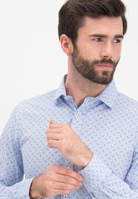 Haze&Finn - Slim Fit - Chemise - blue - 3