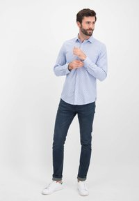 Haze&Finn - Slim Fit - Chemise - blue - 1