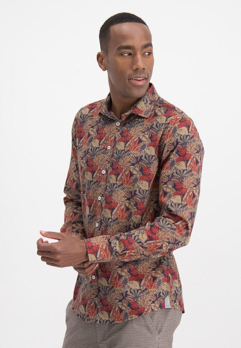 Haze&Finn - Slim Fit - Overhemd - multi-coloured