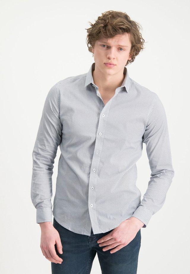 HAZE&FINN HEMD - Shirt - navybowtie