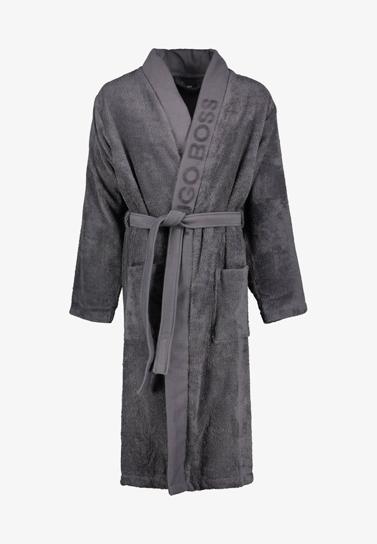 BOSS Home - Dressing gown - anthracite