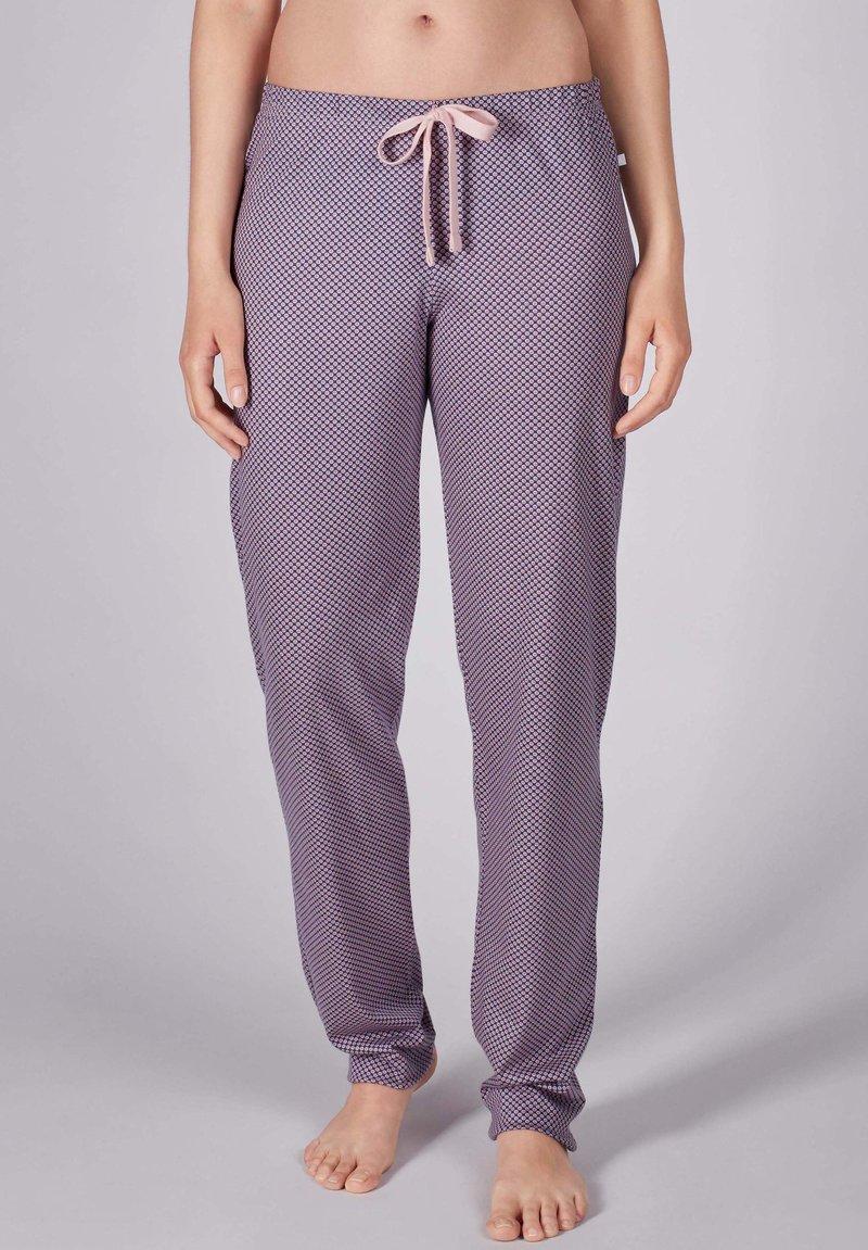 Huber Bodywear - Pyjama bottoms - purple
