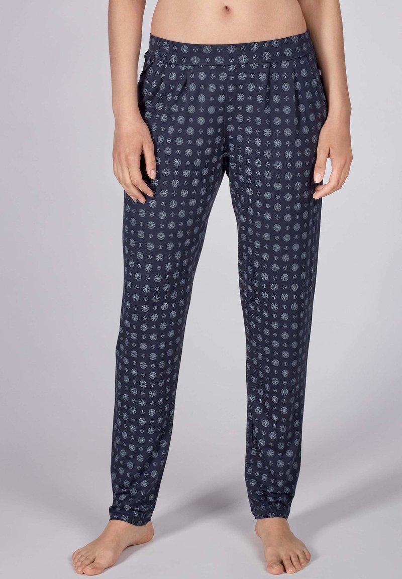 Huber Bodywear - Pyjama bottoms - rosette