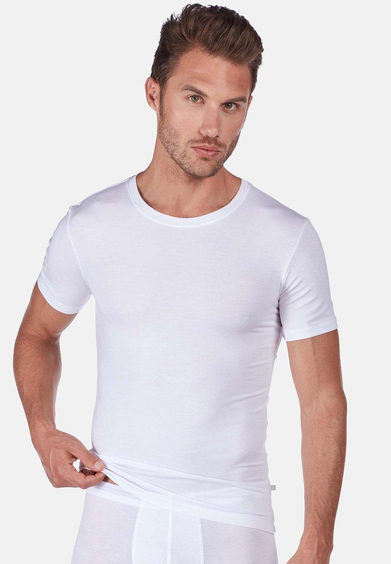 Huber Bodywear - MIT MIKROFASER-QUALITÄT - T-Shirt basic - white
