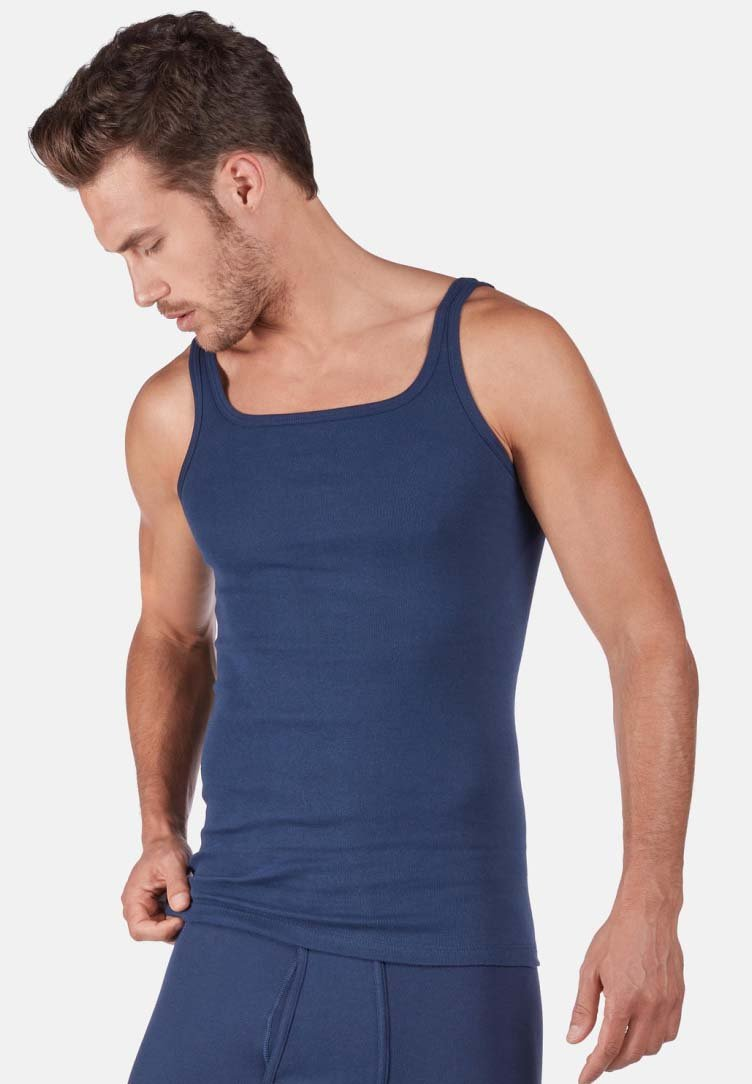 Huber Bodywear - Unterhemd/-shirt - marine