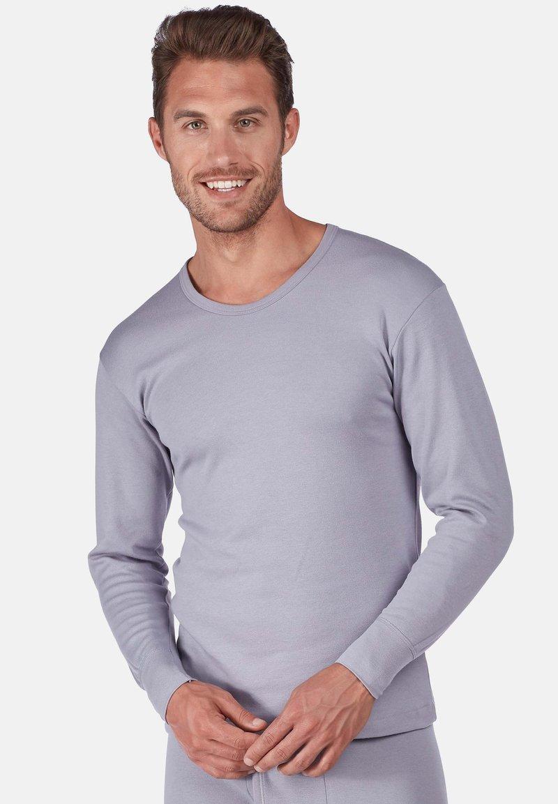 Huber Bodywear - Langarmshirt - ash