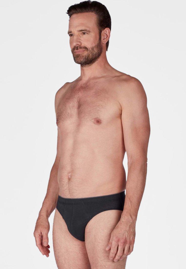 Huber Bodywear - 3 PACK - Slip - black