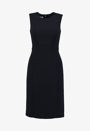 ALINA DRESS - Sukienka etui - navy