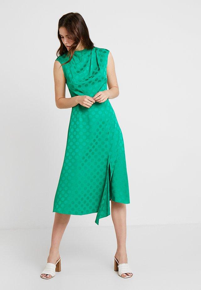 MARINA DRESS - Koktejlové šaty/ šaty na párty - green