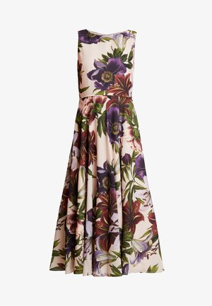 ARGENTI PRINT CARLY DRESS - Koktejlové šaty/ šaty na párty - blush/multi