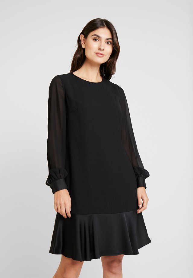 GLORIA DRESS - Sukienka letnia - black