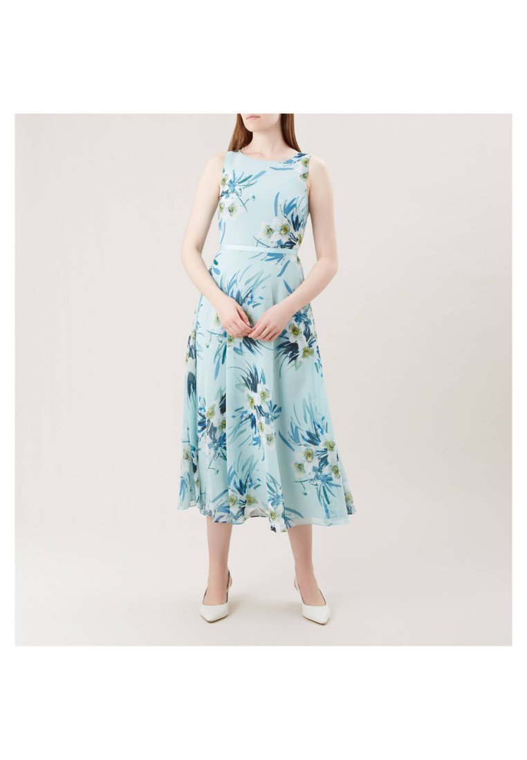 Hobbs - Day dress - marine