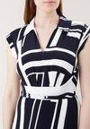 Hobbs - TAHLIA - Shirt dress - marine