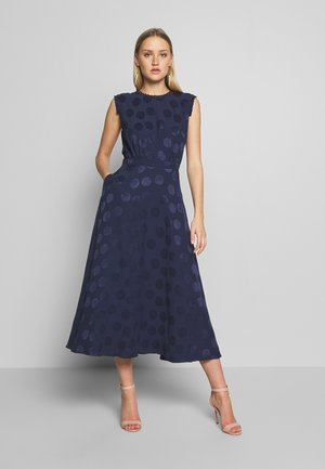 ASHLEY DRESS - Juhlamekko - midnight