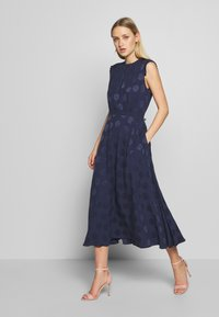 Hobbs - ASHLEY DRESS - Juhlamekko - midnight