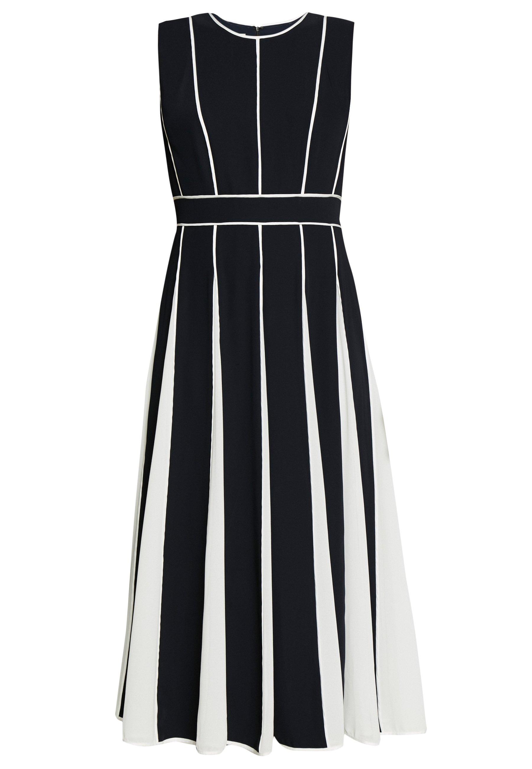 Hobbs GRACE DRESS - Sukienka koktajlowa - navy ivory