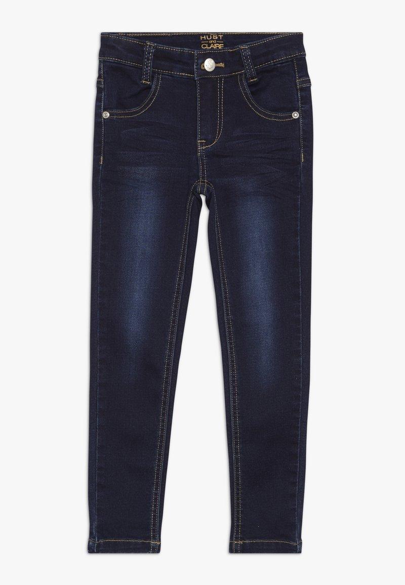Hust & Claire - JOSIE - Slim fit jeans - dark denim