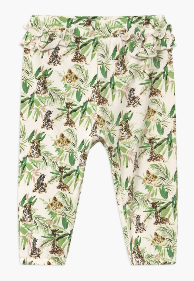 TEODORA BABY - Trousers - rosewater