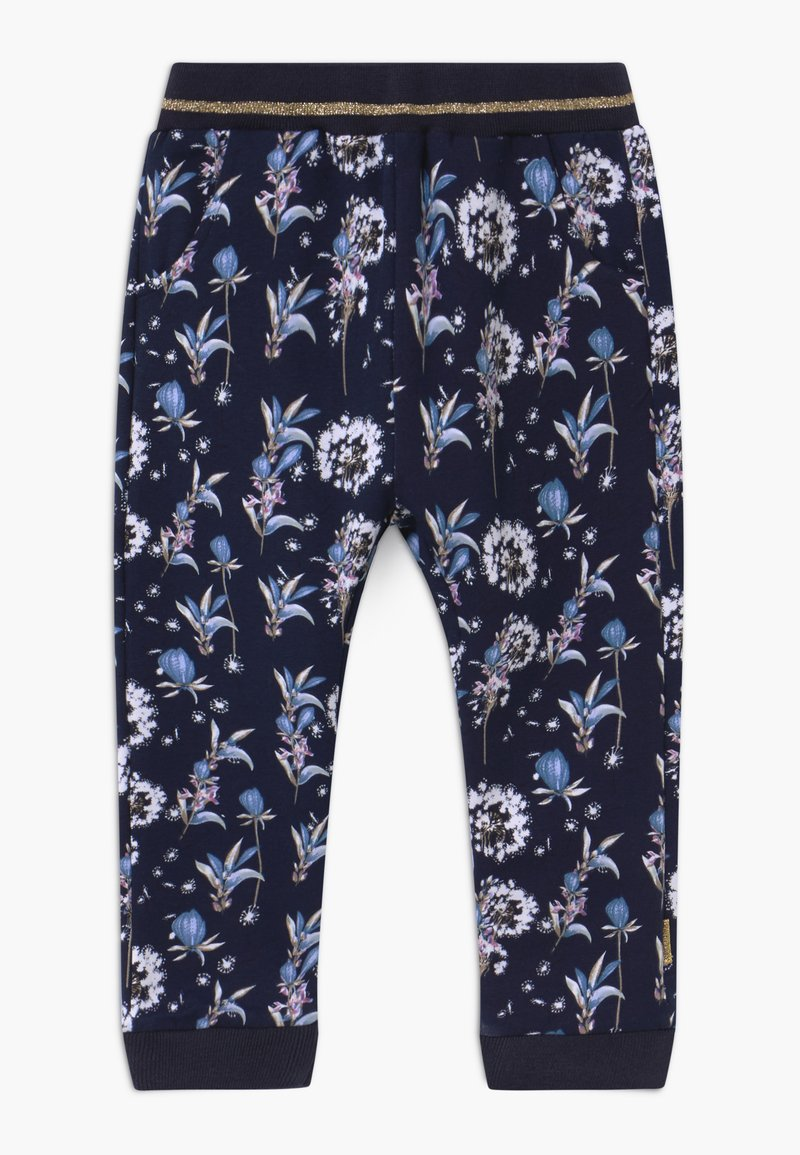 Hust & Claire - THILDE - Tracksuit bottoms - dark blue