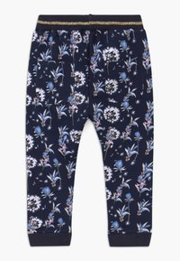 Hust & Claire - THILDE - Tracksuit bottoms - dark blue - 1