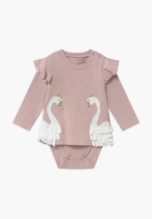 MAISE ROMPER BABY - Pitkähihainen paita - pink