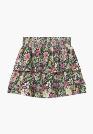 NEEL - A-line skirt - multi-coloured
