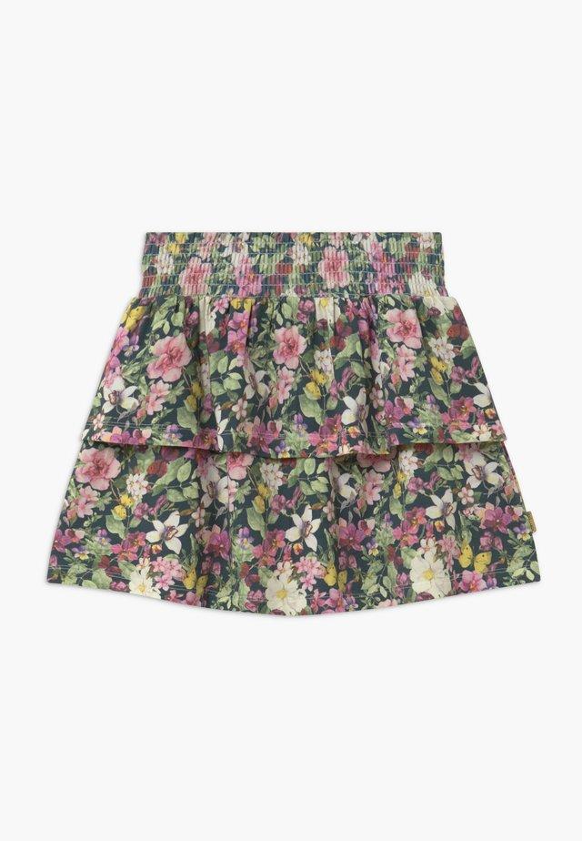 NEEL - A-line skirt - multi-coloured